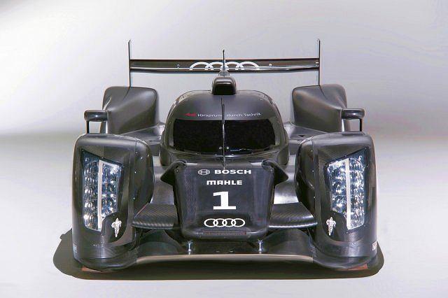 24h Le Mans Audi R18