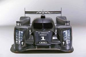 Nowy bolid Audi na 24h Le Mans