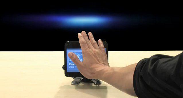 Oprogramowanie MimeSign - gest stop.
