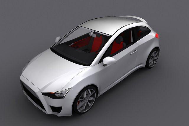 Mitsubishi CS Design Concept