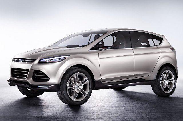 Ford Vertrek - globalny następca Forda Kugi