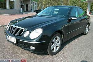 Mercedes wystawiony na sprzedaż przez Radio Maryja