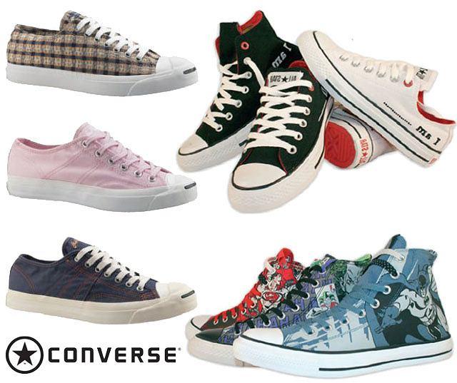 Converse, wiosna 2011