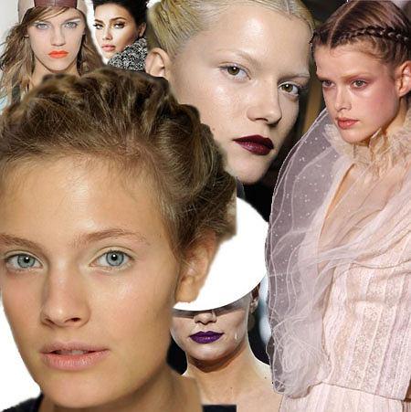 Quiz: Trendy w makijażu wiosna lato 2011
