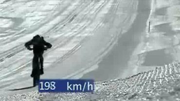 Bicie rekordu prędkości