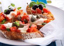 Włoskie grzanki Bruschette - ugotuj