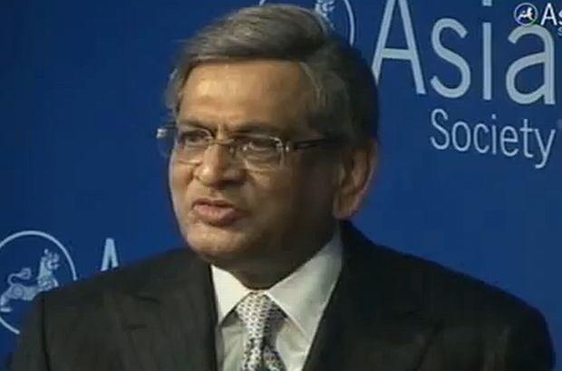 Minister spraw zagranicznych Indii, Shri S.M. Krishna.