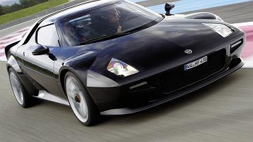 Lancia Stratos 2011