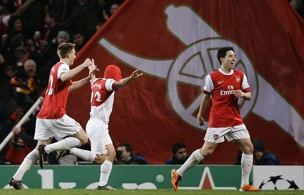 Arsenal - Barcelona 2:1