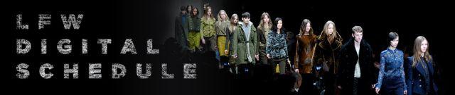 London Fashion Week TV