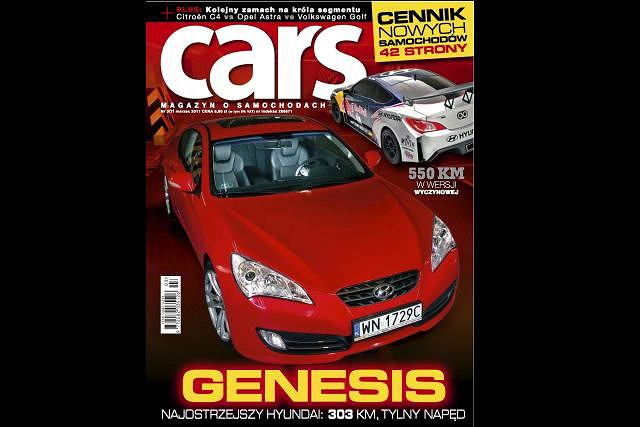 magazyn Cars - marzec 2011