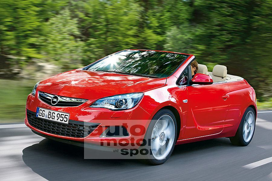 Opel Astra IV TwinTop