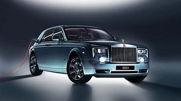 Rolls-Royce 102EX EV