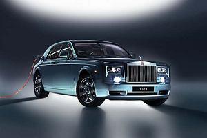 Salon Genewa 2011 | Najcichszy Rolls-Royce świata