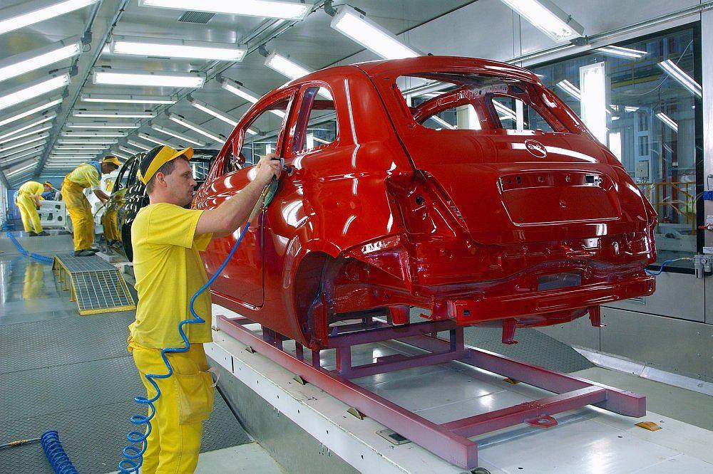 Fiat, fabryka w Tychach