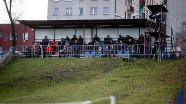 Na stadionie Polonii Bytom