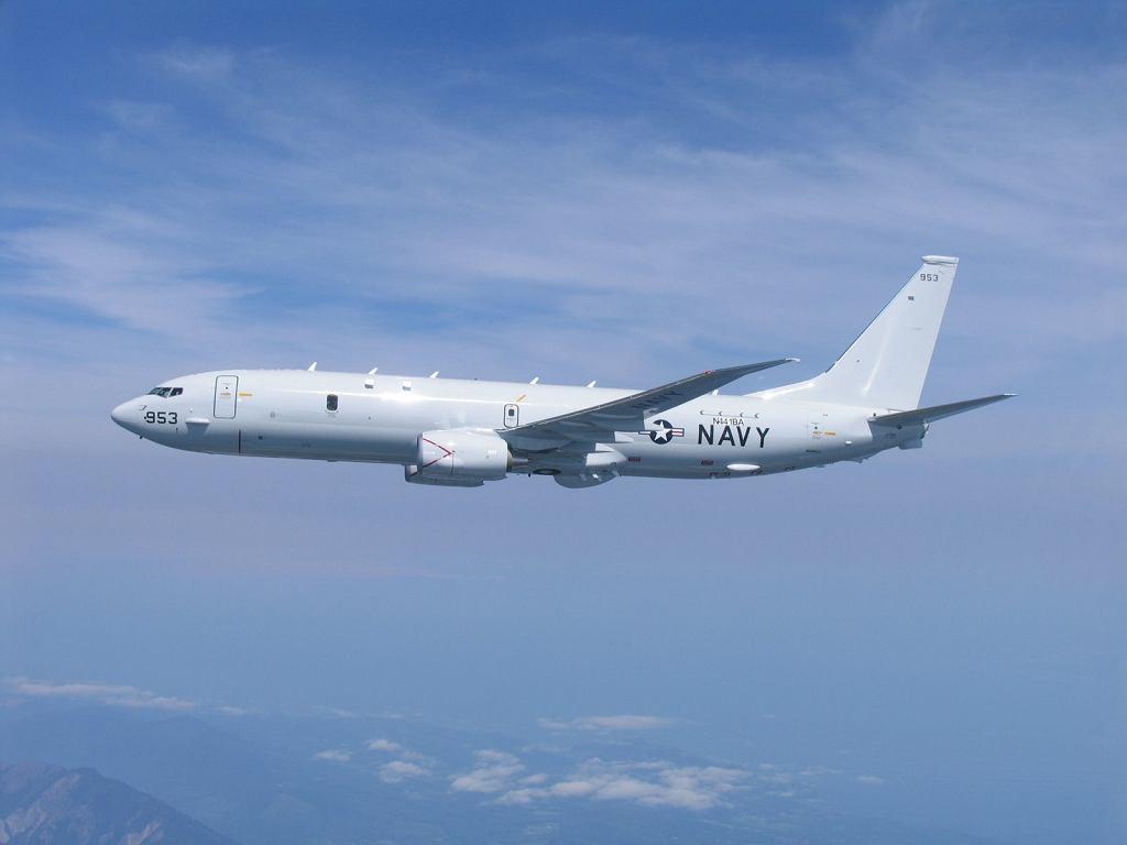 Marynarka Wojenna USA wkrótce dostanie pierwsze maszyny P-8A Poseidon