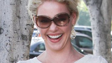 Katherine Heigl w nowej fryzurze