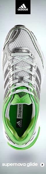 Adidas, bieganie