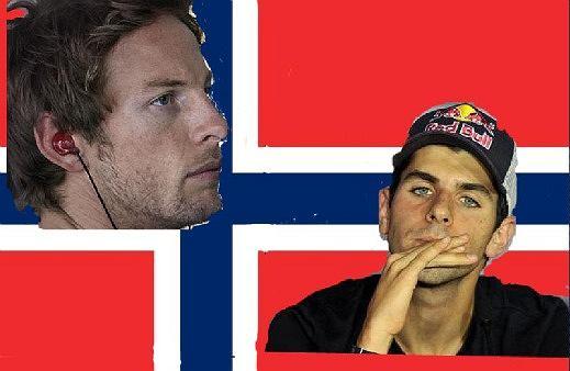 Formułowy pojedynek na norweski sweter