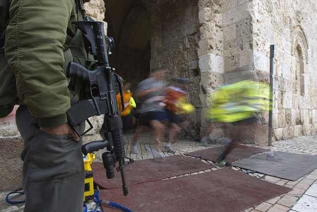 Marathon Jerusalem