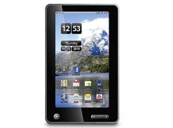 tablet Trak tPAD-780
