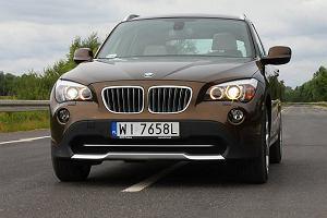 BMW X1 xDrive23d - test | Za kierownicą