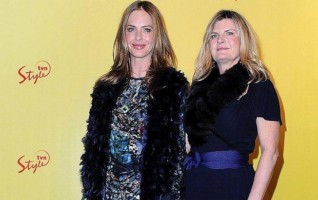 Jak kiedyś wyglądały Trinny i Susannah?