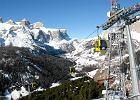 Włochy. Tyrol Południowy. Dolina Alta Badia