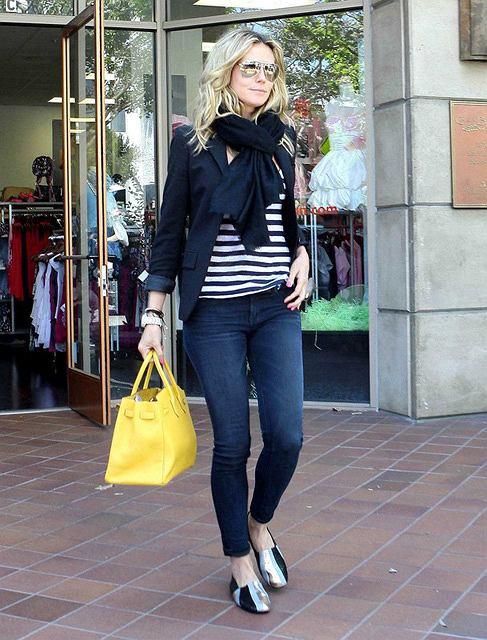 Heidi Klum na zakupach