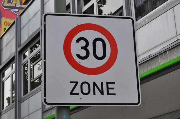 tempo 30, 30, berlin, uspokojenie ruchu