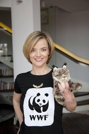Monika Richardson, WWF Polska