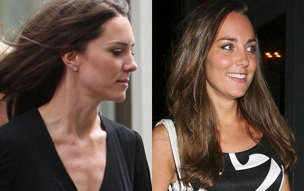 Kate Middleton znacznie schudła przed ślubem
