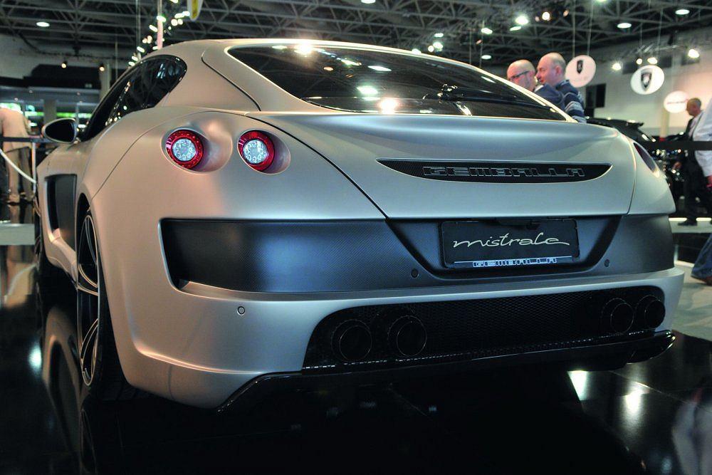 Porsche Gemballa Mistrale