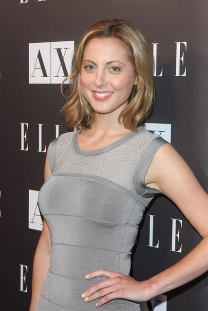 "05/25/2010 - Eva Amurri - A|X Armani Exchange and Elle Host ""Disco Glam"" - A