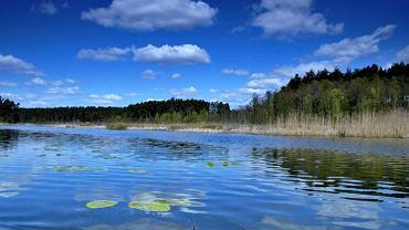 Jezioro Bachotek