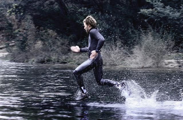 Water walking