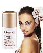 Nowe podkłady dla skóry wrażliwej marki Lirene