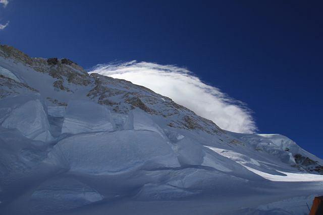 Makalu to piąty co do wielkości szczyt Ziemi