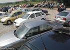 Samochody używane tańsze o jedną czwartą