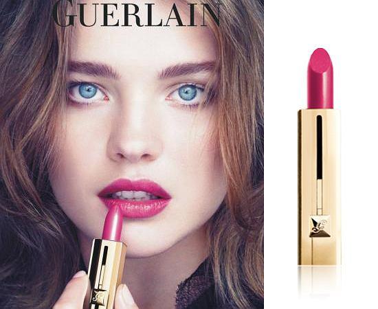Nowe pomadki Guerlain