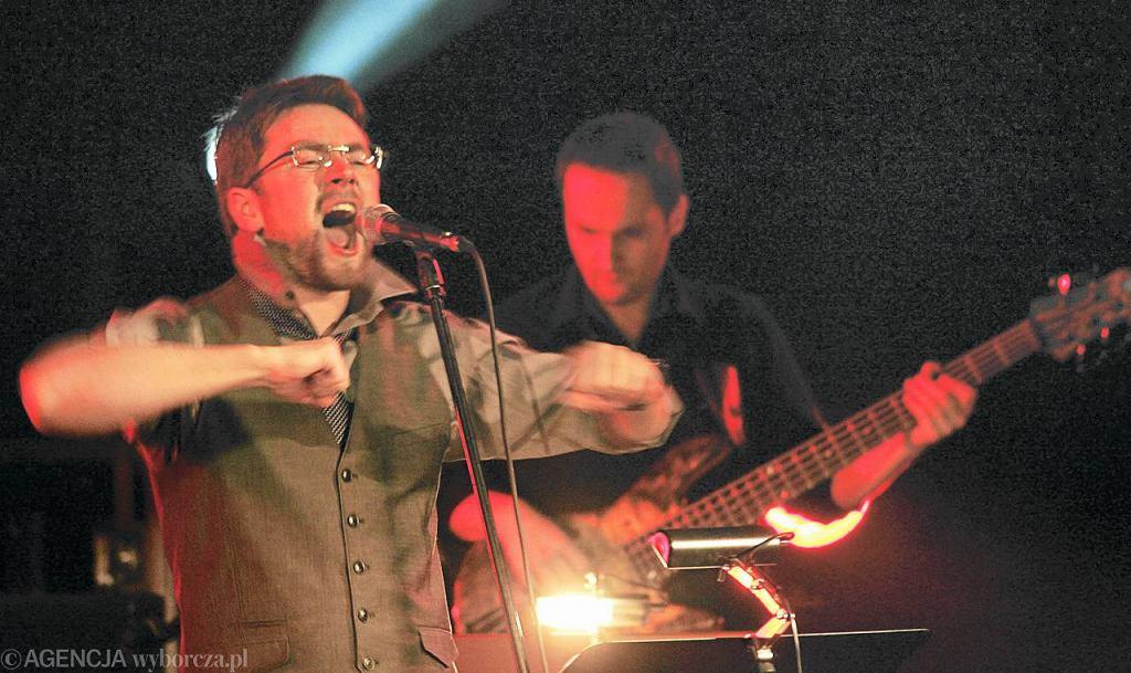 Kuba Badach, frontman Poluzjantów
