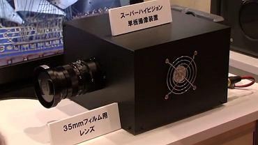33 megapiksele - kamera dla systemu Super Hi-Vision