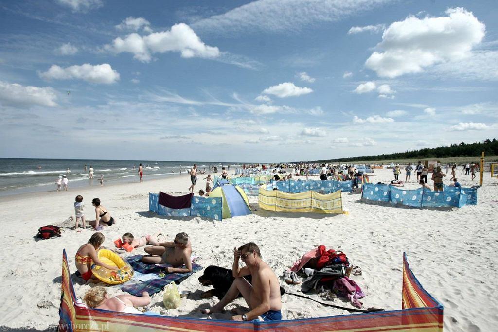 Dębki nad Bałtykiem