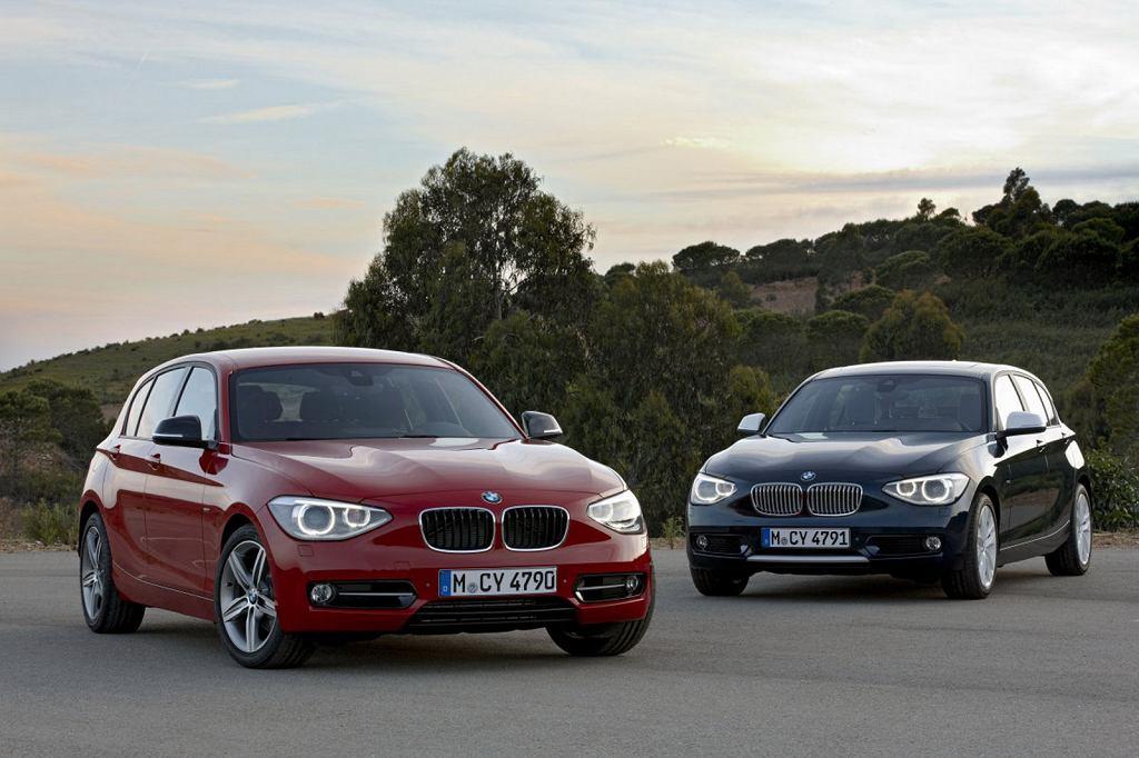 BMW 1 2012