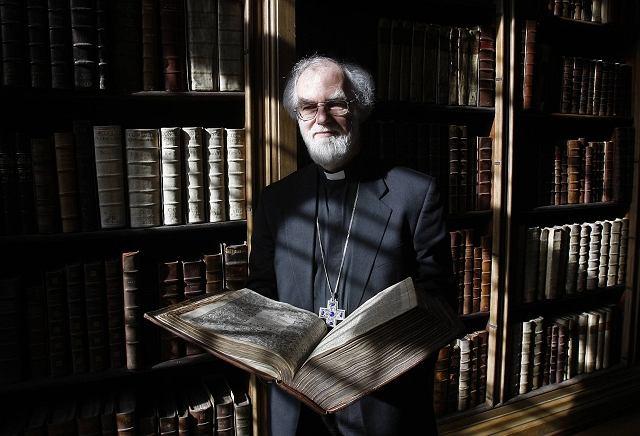 Arcybiskup Canterbury Rowan Williams