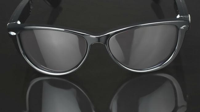 ZionEyez - kamera 720p w okularach za 400 zł