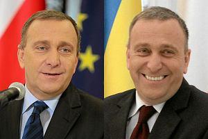 Marszałek Grzegorz Schetyna ma powody, by się uśmiechać
