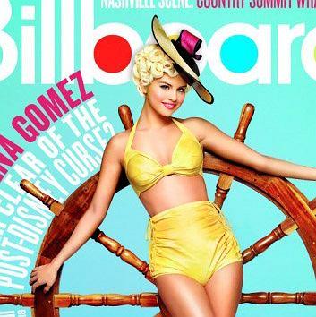 Selena Gomez na lipcowej okładce magazynu Billboard