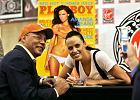Amanda Beard i inne sportsmenki na okładce Playboya
